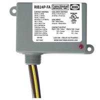 RIB24P-FA - Relay,20 A,DPDT ,24Vac/dc