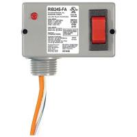RIB24S-FA - Relay,10Amp, SPST+Sw,24Vac/Dc