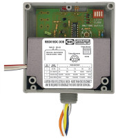 RIBD01BDC-DOB - Enclosed Time Delay Relay 20 Amp SPDT, Class 2