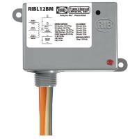 RIBL12BM - Encl Relay Latching 20Amp 12Vac/dc w/ Aux Contact