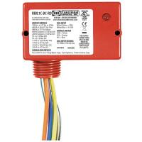 RIBL1C-DC-RD - Relay, Low-Inrush, 10Amp SPDT 10-30Vdc, Red