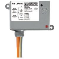 RIBL24BM - Enc Relay Latch 20Amp 24Vac Switch + Aux Contact