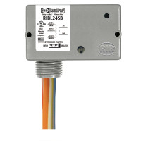 RIBL24SB - Enclosed Relay Latching 20Amp 24Vac/dc with switch