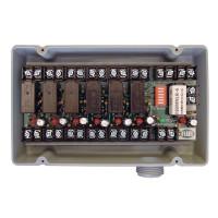 RIBLB-6 - Functional Devices Enclosed RIB logic board, 6-inputs