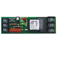 RIBM2401B - Functional Devices Panel Relay 4.00x1.25in 20Amp SPDT 24Vac/dc/120Vac