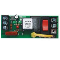 RIBM2401SB - Track, 20amp spst+sw. 24vac/dc/120vac,relay