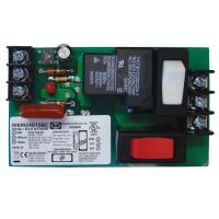 RIBM2401SBC - Track, 20 ammp spdt+sw. 24vac/dc/120vac,relay