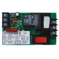 RIBM2402SBC - Relay,20Amp, SPDT+Sw. 24vac/dc/208-277