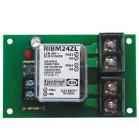 RIBM24ZL - Relay,30Amp, Track Mnt, DPST. 24Vac/dc
