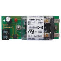 RIBM24ZN - Relay,30 Amp, Panel Mnt, DPDT, 24Vac/dc
