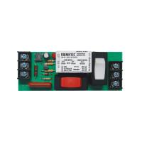 RIBMH1SC - Relay,15 Amp,Trackl Mnt, SPDT+Sw,10-30/208-277