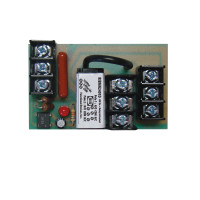 RIBMN2401D - Functional Devices Panel Relay 2.75x1.70in 10Amp DPDT 24Vac/dc/120Vac