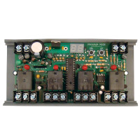 RIBMN24Q4C-PX - Functional Devices Panel Sequencer 2.75in Field Progam 4-SPDT input 24Vac/dc 0-10Vdc w/MT212-6