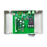 RIBTW24B-WI-N4 - Functional Devices Wi-Fi Enclosed Relay Hi/Low sep 20Amp SPDT 24Vac/dc 1DI 1 DO