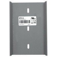 MT4-6 - Mounting Track 4 x 6 in.
