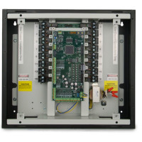 RPSB16-04-0-00 - 16 Circuit Basic BACnet Lighting Panel with 4 Relays