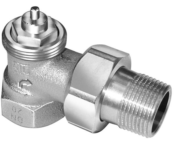 Honeywell V2042HSL10 One-Pipe Steam Radiator Valve 1//8 Pipe Size 1//8 Pipe Size