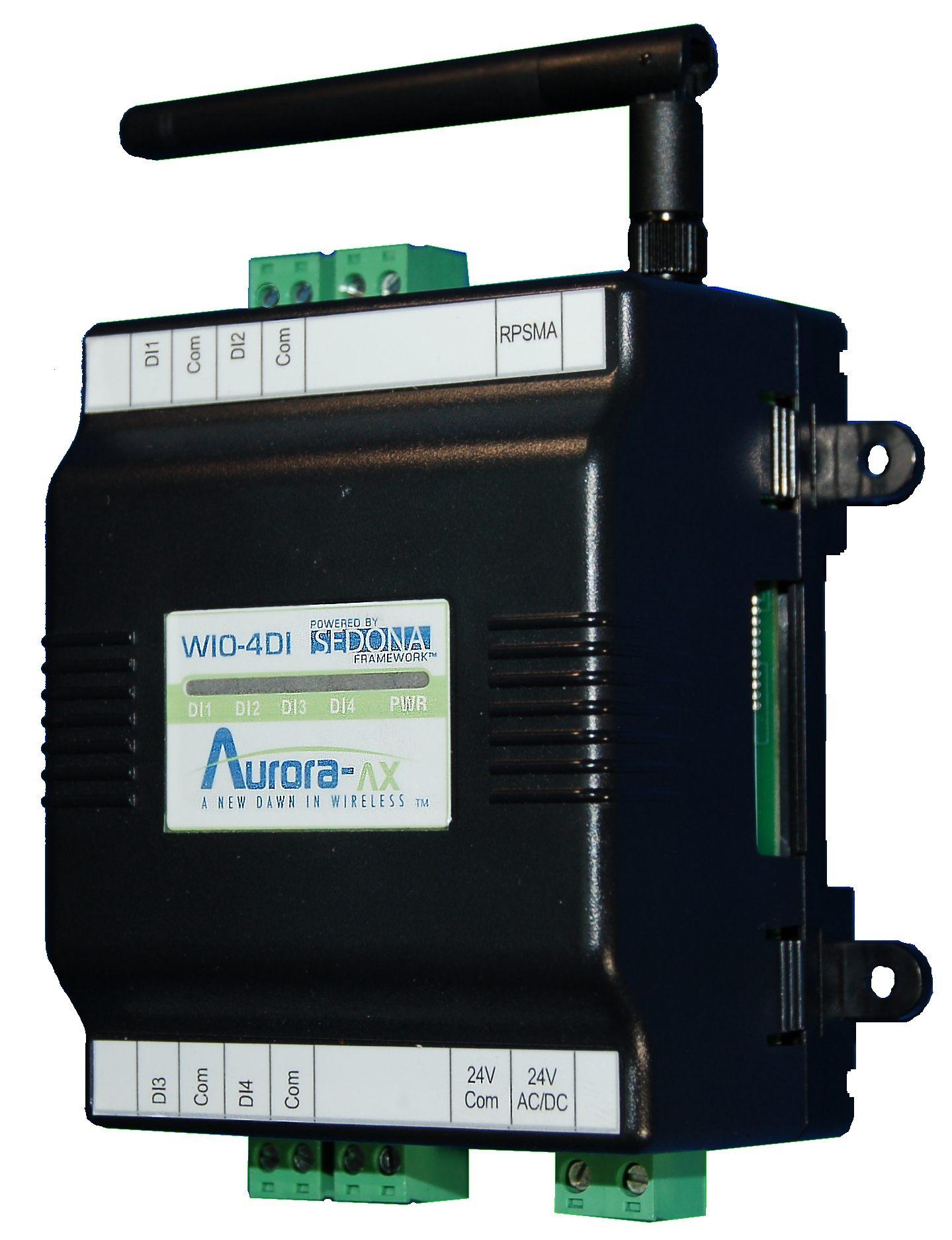 Wio 4 Aurora Ax Ddc Controls