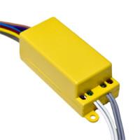 ESRB - ESRB - UL924 Enclosed Lighting Relay, 10 Amp SPST, 120-277 Vac Coil Input