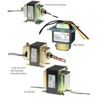X375DAC - Veris Control Transformer, 375VA, Primary:120VAC, Secondary:24VAC, Foot Mount