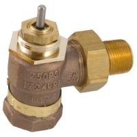 "VB-7211-0-3-09 - 1 1/4""angle, 22cv, w/union tailpiece,valve body"