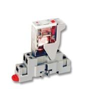 FKIT-VMD1B-F12D - Veris Relay & Socket Kit,SPDT -F w/-F Socket,12VDC