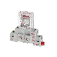 CKIT-VMD1B-C24A - Veris Relay & Socket Kit --SPDT -C w/-C Socket,24VAC