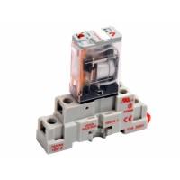 CKIT-VMD1B-F24A - Veris Relay & Socket Kit -- SPDT -F w/-C Socket,24VAC