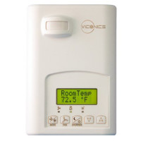 VT7300C5000E - Viconics Fan Coil Unit Controller, Commercial, 2 Floating + 1 Auxiliary, PIR Ready