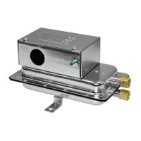 AFS-222 - Cleveland Controls Air Pressure Sensing Switch, 0.5 psi, 300VA, 15A, 60 Hz, SPDT