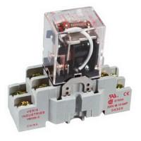 FKIT-VMD2B-C24A - Veris Relay & Socket Kit,DPDT -C w/- F Socket,24VAC