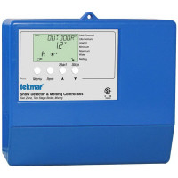 664 - Tekmar Snow Detector & Melting Control, Two Zone, Two Stage Boiler & Mixing, 115VAC, Microprocessor control