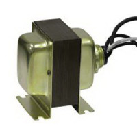 2011MWSH - INTEC Controls Control Transformer, Single Hub, 120-24VAC, 20VA