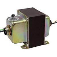 7511CBDH - INTEC Controls Control Transformer, Double Hub, 120-24VAC, 75VA, with Circuit Breaker