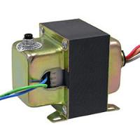 7541CBMW - INTEC Controls Control Transformer, Single Hub, 120/208/240-24VAC, 75VA, with Circuit Breaker
