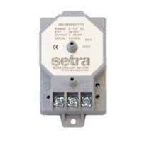 """26510R5WBACT1C - Setra Systems Very Low Differential Pressure Transducer, 0 - 0.5"""" W.C Unidirectional"""