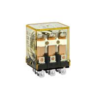 RH3B-UAC120V - IDEC Plug-In Relay 10A Contact 3PDT 120VAC Coil