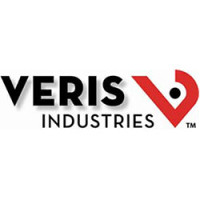 "AV09 - Veris Industries Cover Plate, 4"" x 4"" Electrical Box, 3/4"" Center Conduit Hole"