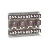 MR-601/T - Track Mount 24VAC Relay with HOA