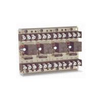 MR-804/T - 4 SPDT MULTI-VOLTAGE RELAY