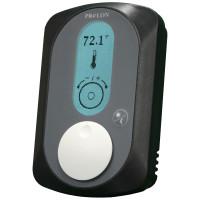 PL-T500-BGL - ProLon Digital Rm Sensor, LCD & Knob Black/Grey use w/VAV & HP Controllers