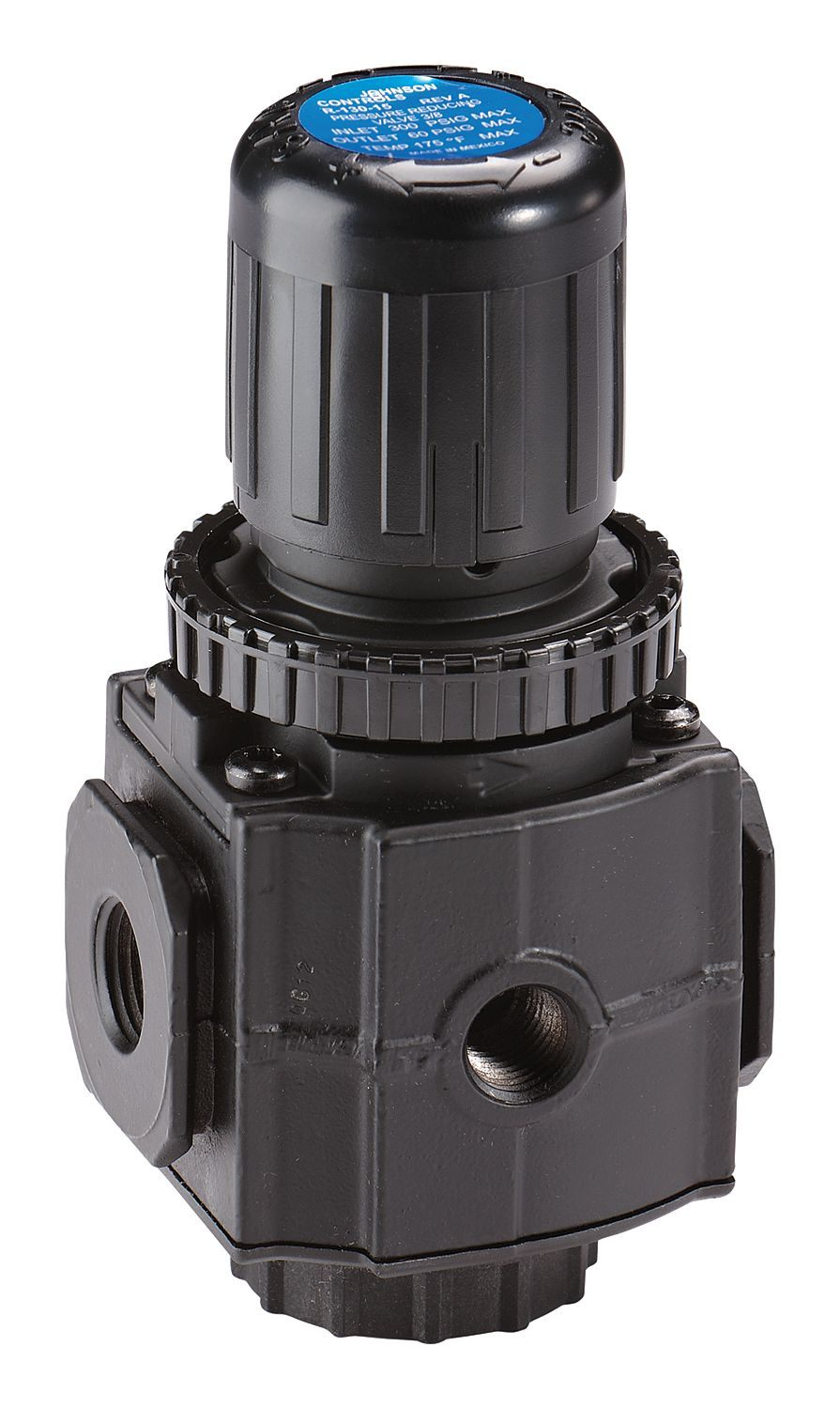R 130 1 Johnson Controls Pneumatic Pressure Regulator