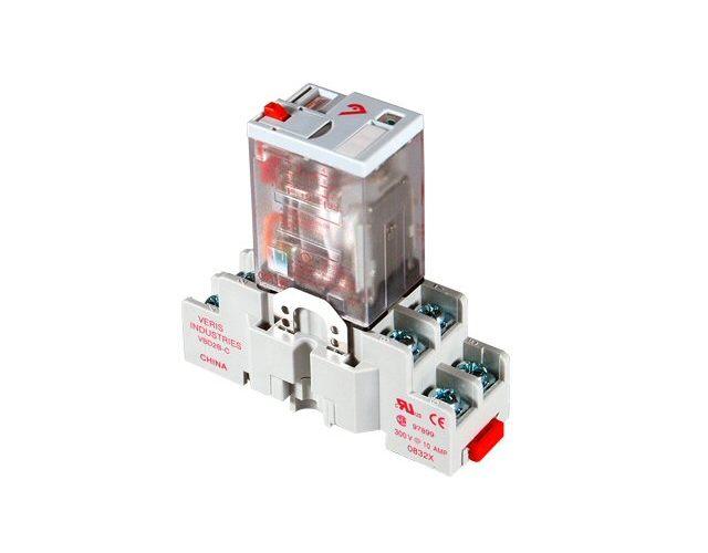 Veris Industries  CKIT-VMD2B-F24A Relays