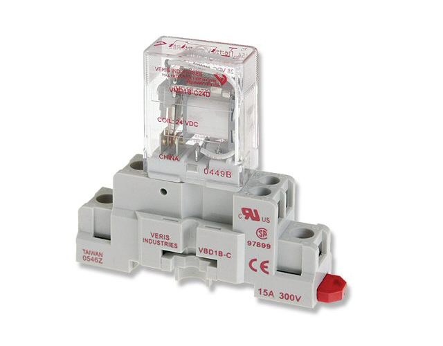 Veris Industries  CKIT-VMD1B-C24A Relays