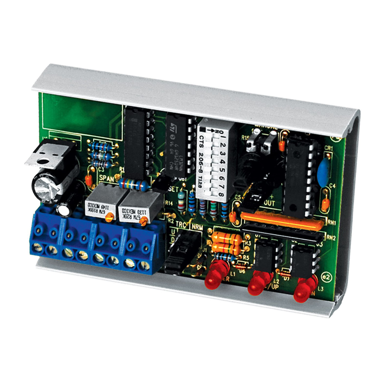 Advanced PXP2.3GFS Analog to Pneu Output Transducer NEW