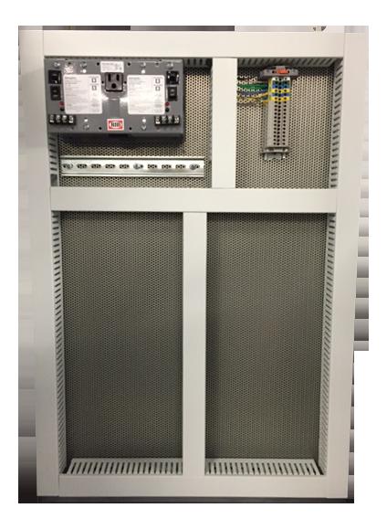 PRE-FAB LARGE NEMA 1 - Large Pre-Fabricated Panel