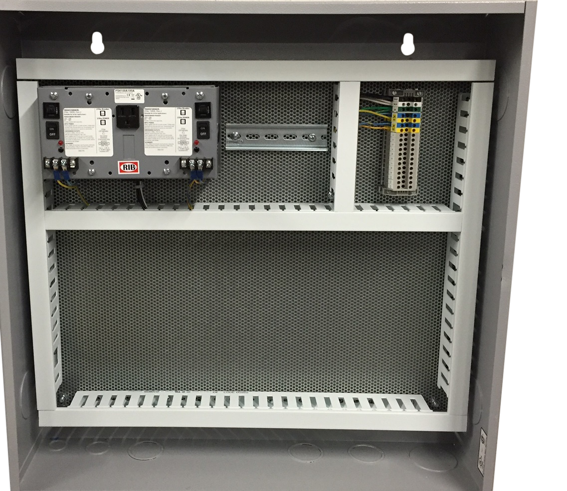 PRE-FAB MEDIUM NEMA 1 - Medium Pre-Fabricated Panel