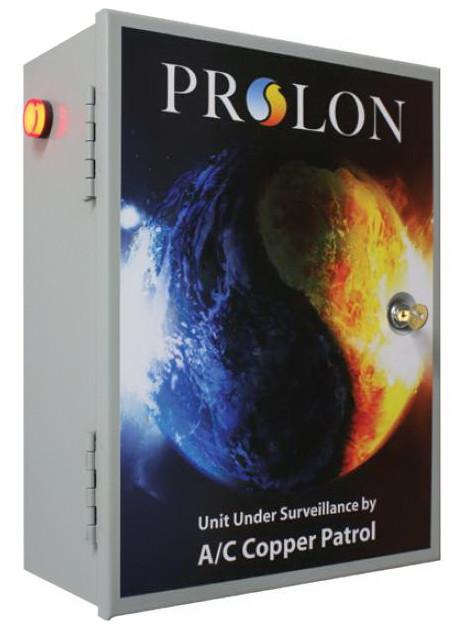 PL-ACCPT-M - ProLon A/C Copper Patrol (theft) Controller in a Pre-wired Panel 2DO, 1DI, 2AI