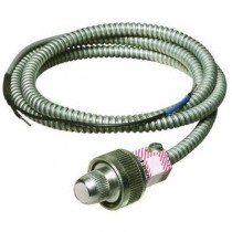 """C7915A1028 - Honeywell Infrared Flame Detector, Lead Sulfide Photocell, 48"""" Coaxial Cable, 3/4"""" NPT"""