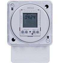 FM1D20A-120 - INTERMATIC One-Circuit Electronic Time Switch, 120VAC, 20 Programs